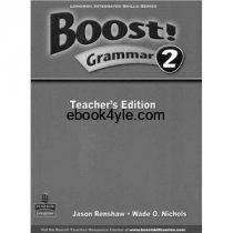 Boost! 2 Grammar Teacher's Edition