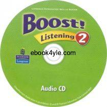 Boost! 2 Listening Audio CD