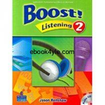 Boost! Listening 2 Student Book