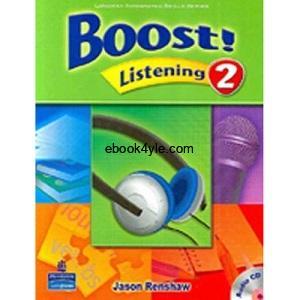 Boost! Listening 2 Student Book