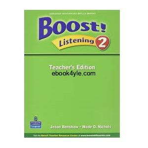 Boost! Listening 2 Teacher's Edition