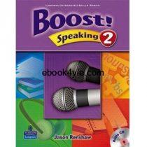 Boost! Speaking 2 Student Book