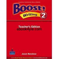 Boost! 2 Writing Teacher's Edition