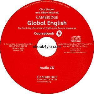Cambridge Global English 9 Audio CD