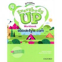 Everybody Up -2nd Edition 4 Workbook