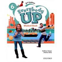 Everybody Up -2nd Edition 6 Student Book