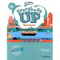 Everybody Up -2nd Edition 6 Workbook