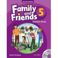 Family and Friends 5 Student Book American Edition