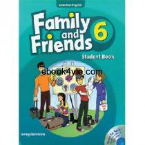 Family and Friends 6 Student Book American Edition