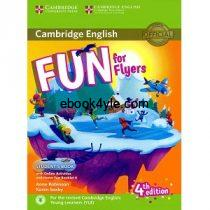 Cambridge Fun for Flyers 4th Edition Student Book