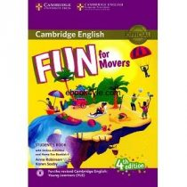 Cambridge Fun for Movers 4th Edition Student Book