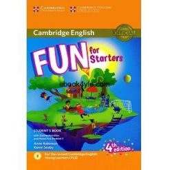 Cambridge Fun for Starters 4th Edition Student Book