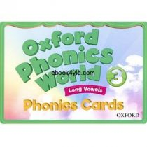 Oxford Phonics World 3 Phonics Cards FlashCards