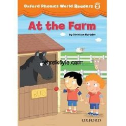 Oxford Phonics World Readers Level 2 At the Farm w Audio