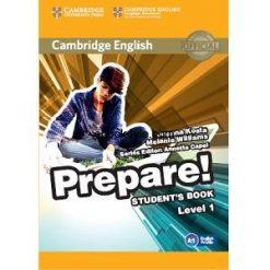 Prepare! 1 Student Book