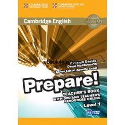 Prepare! 1 Teachers Book