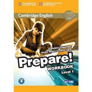 Prepare! 1 Workbook
