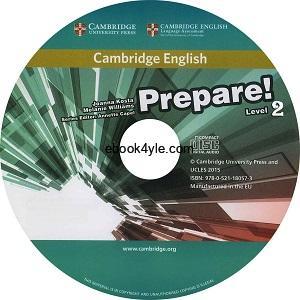 Prepare! 2 Class Audio CD1