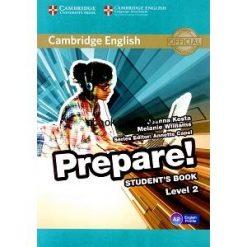 Prepare! 2 Student Book