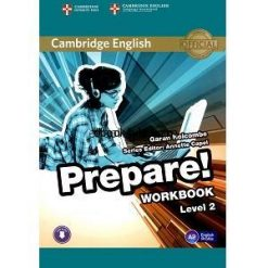 Prepare! 2 Workbook