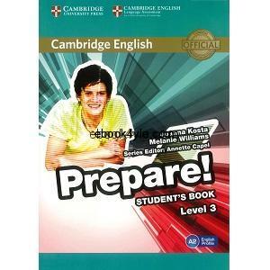 Prepare! 3 Student Book