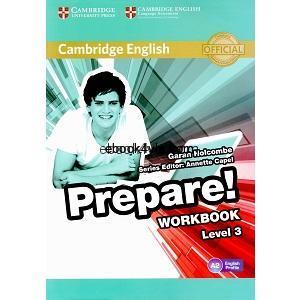 Prepare! 3 Workbook