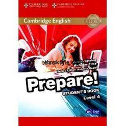 Prepare! 4 Student Book