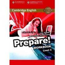 Prepare! 4 Workbook