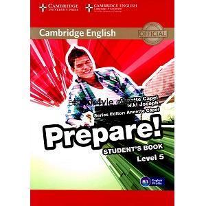 Prepare! 5 Student Book
