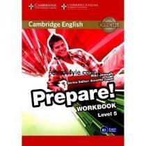 Prepare! 5 Workbook
