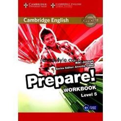 Prepare! 5 Workbook