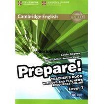 Prepare! 7 Teachers book