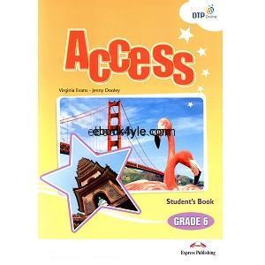 Access Grade 6 Student Book