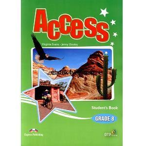 Access Grade 8 Student Book