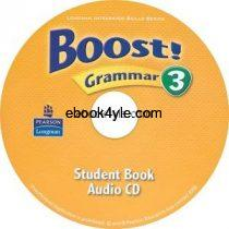 Boost! 3 Grammar Audio CD