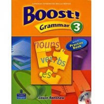 Boost! Grammar 3 Student Book and Practice Book
