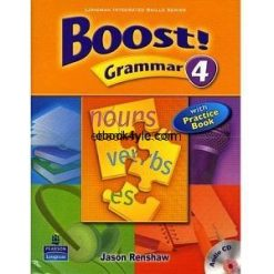 Boost! Grammar 4 Student Book and Practice Book