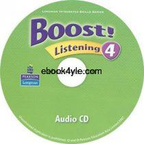 Boost! Listening 4 Audio CD