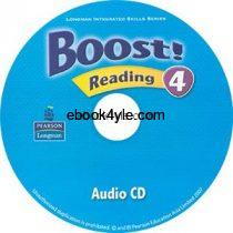 Boost! Reading 4 Audio CD