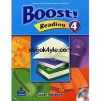 Boost! Reading 4 Student Book