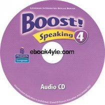 Boost! Speaking 4 Audio CD