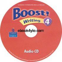 Boost! Writing 4 Audio CD