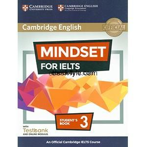 Cambridge English Mindset for IELTS 3 Student Book