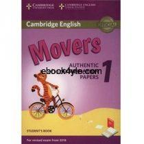 Cambridge English Movers 1 for Revised Exam from 2018