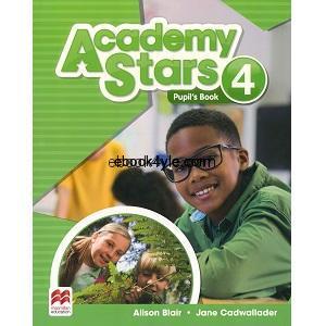 Academy Stars 4 Pupils Book