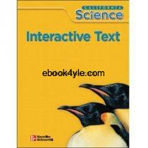 California Science 3 Interactive Text
