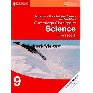 Cambridge Checkpoint Science 9 Coursebook