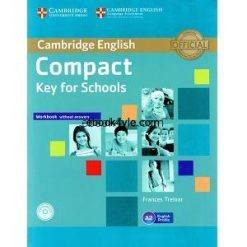 Cambridge English Compact Key for Schools Workbook without answers