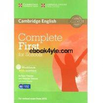 Cambridge English Complete First for Schools Workbook w Answers