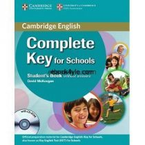 Cambridge English Complete Key for Schools Student Book without Key